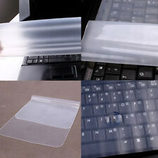 Universel Protège Silicone Gel Clavier Protection Pour Laptop Netbook Ordinateur