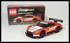 TOMICA SNAP-ON NISSAN GT-R NISMO GT3 RACING R35 1/64 TOMY DIECAST CAR 50