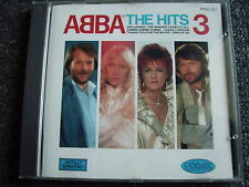 ABBA-The Hits 3-CD-Made in UK-Digitally Remastered
