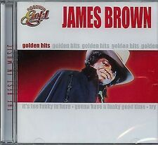 James Brown - Golden Hits u.a Hot Pants, Cold Sweat, Jam, Try Me, Give It U