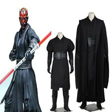 New Style Movie Star Wars Jedi Knight Darth Maul Cosplay Costume Custom Size