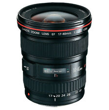 Canon EF 17-40mm f/4L USM Ultra Wide Angle Zoom Lens Brand New Cod jeptall
