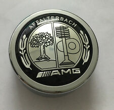 New Metal AMG Affalterbach emblem multiplayer control button cap Mercedes Benz