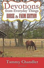 Devotions from Everyday Things: Horse & Farm Edition (Volume 3)