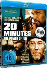 BLU RAY - 20 MINUTOS - THE PODER OF FEW - NUEVO/OVP