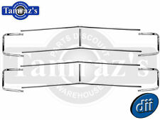 70 Chevelle El Camino Grille Grill Chrome Stainless Steel Trim Molding 10pc Set