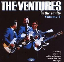 THE VENTURES - IN THE VAULTS VOLUME 4  CD  2007  ACE RECORDS