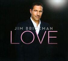 Love [Digipak] by Jim Brickman (CD, 2010, Somerset Entertainment)