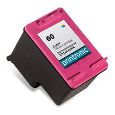 Color HP 60 Ink Cartridge - DeskJet D2568 D2645 D2660 D2663 D2680 F2400 F2420