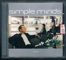 SIMPLE MINDS NEAPOLIS   CD F.C.