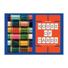 Charles and Ray Eames Medium House of Cards by Ravensburger- NEW- Shrink Wrapped