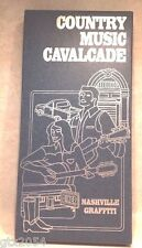 COUNTRY MUSIC CAVALCADE   Nashville Graffiti  NEW IN SEALED BOX