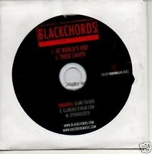 (757T) Blackchords, At World's End - DJ CD