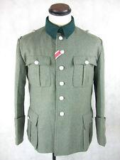 WWII World War 2 German M36 Officer Wool Field Tunic
