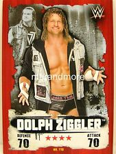 Slam Attax Takeover - #116 Dolph Ziggler