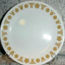 LQQK - Corelle  BUTTERFLY GOLD  Bread & Butter Dessert Plate Plates VERY GOOD