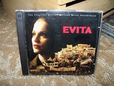 Evita [Motion Picture Music Soundtrack] by Madonna/Andrew Lloyd Webber (CD,...