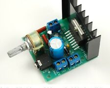 TDA7297 Amplifier Board Digital Dual-Channel Noise DC12V Power 15W + 15W