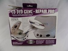 Repair Pro Video Game -CD - DVD - Blu-Ray Disc Restore Repair Kit (2B1)