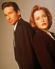 David Duchovny & Gillian Anderson (11833) 8x10 Photo