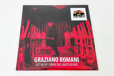 "ROMANI GRAZIANO LIFT ME UP / WHEN THE LIGHTS GO OUT VINILE 7"" VINYL RSD 2017"