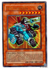 Mek Fortezza - Machina  Fortress SDMM-IT001 (Played) Ultra Rara  Italiano YUGIOH