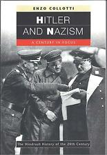 Hitler and Nazism - Enzo Collotti NEW Paperback