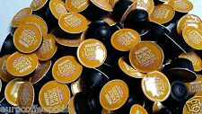 50 x Nescafe Dolce Gusto Skinny Latte Machiato Coffee Pods Only (No Milk Pods)
