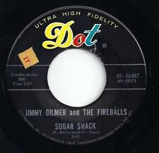 Jimmy Gilmer/Fireballs - Sugar shack (USA 1963)
