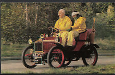 Transport Postcard - 1904 Minerva 5.hp 2 Seater Vintage Motor Car  A9642