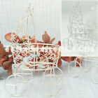 """Trico Baby Shower Favor Party Decoration Wire Baby Carriage 3""""x5 Pieces-BP1010"""