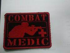 Patch Comabt Medic  seal delta force US army www.SOFTAIROUTLET.com