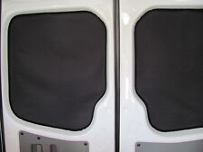 Mercedes Sprinter van privacy curtain shades camping accessory rear window black
