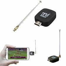 Mini Micro USB HD TV Tuner Stick Dongle Receiver for Android Phone Tablet CR0F