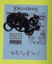 Stern The Lord of the Rings pinball rubber ring kit LOTR