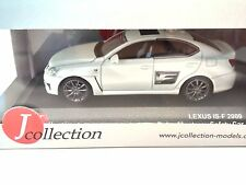 "LEXUS IS-F ""Rolex Monterey Safety Car"" 2009 - 1/43 IXO VOITURE DIECAST - JCL121"