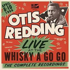 OTIS REDDING - LIVE AT THE WHISKEY A GO GO - NEW CD BOX SET