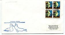 '70 Campbell Island Home of the Royal Albatross & Elephant Seal Antarctic Cover