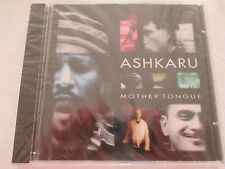 Ashkaru - Mother Tongue - CD Neu & OVP NEW & SEALED