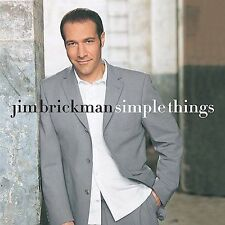 Jim Brickman / Simple Things (CD) All-4-One, Rebecca Lynn Howard, Tom Douglas !