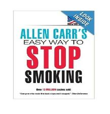 Allen Carr's Easy Way To Stop Smoking by Allen Carr (Paperback) BRAND NEW