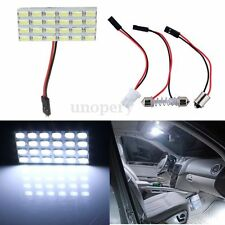 T10 BA9S 24 LED 5730 SMD Festoon Panel Auto Luce interno Lampadina Lampade Dome