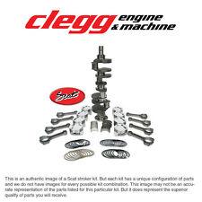 CHRYSLER 360-408 SCAT STROKER KIT Hypereutectic(Dish)Pist., I-Beam Rods