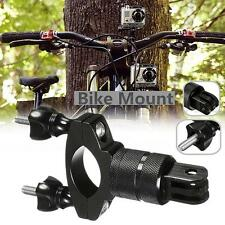 360° Swivel Rotation Bike Motorcycle Handlebar Seatpost Roll Bar Mount For GoPro