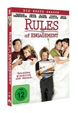 OLIVER/KAJLICH,BIANCA/PRICE,MEGYN HUDSON - RULES OF ENGAGEMENT S1   DVD NEU