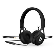 BEATS SOLO EP ON-EAR WIRED HEADPHONES WITH MIC - BLACK