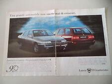 advertising Pubblicità 1996 LANCIA K/K SW