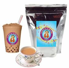 Milk Tea Boba / Bubble Tea Powder by Buddha Bubbles Boba (1 Pound | 453 Grams)