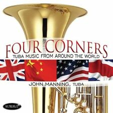 Four Corners: Tuba Music from Around the World New CD