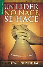 Favoritos: Un Lider No Nace, Se Hace by Theodore Wilhelm Engstrom (2011,...